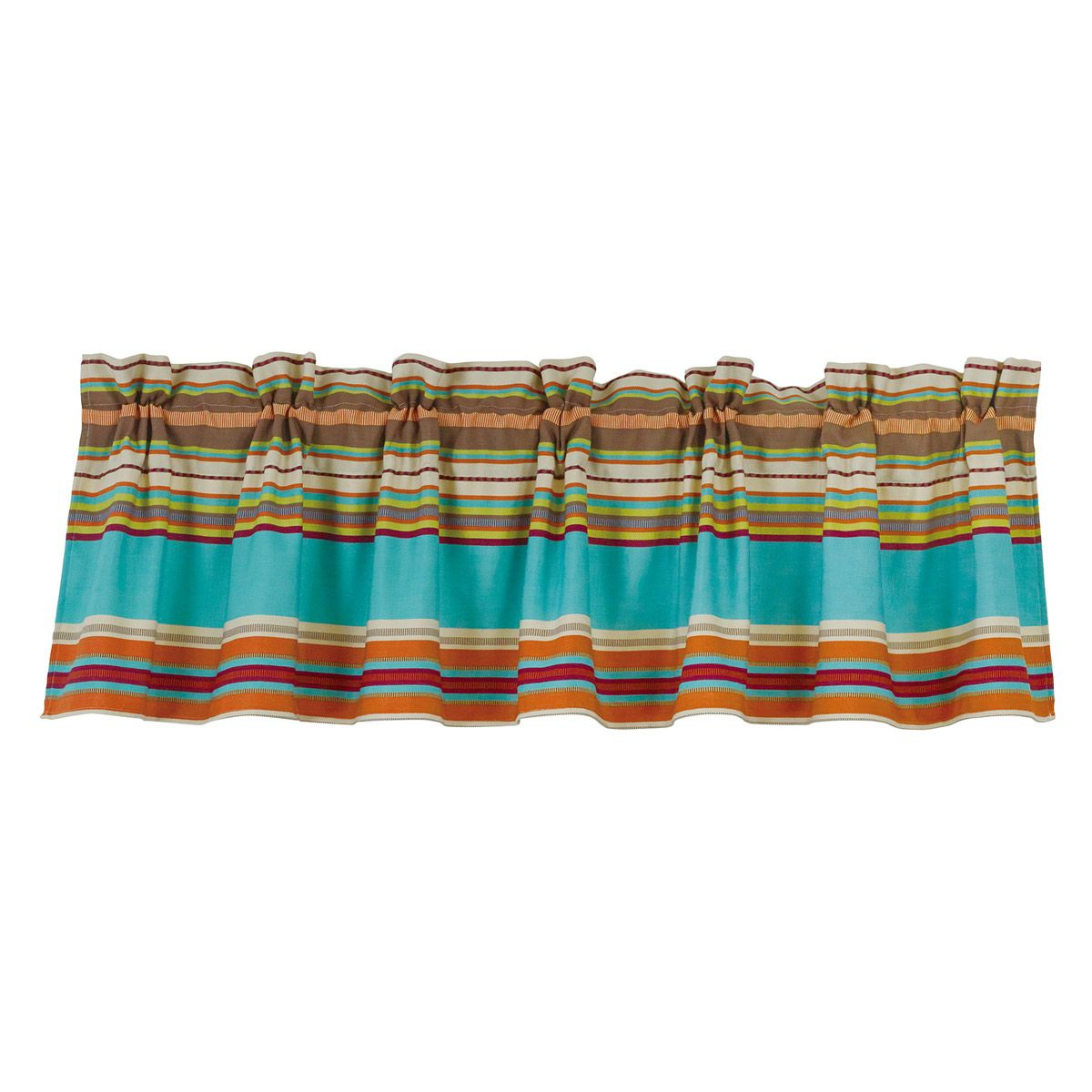 Cheyenne Stripes Valance