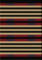 Chief Stripe Rug - 4 x 5