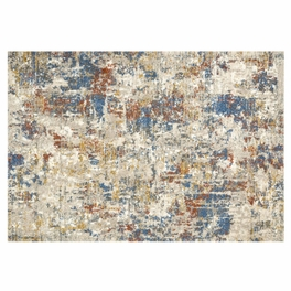 Chihuahua Blue & Ivory Rug Collection
