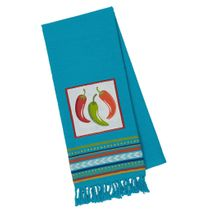 Chili Peppers Dishtowel