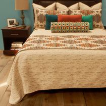 Cicero Luxury Bed Set - Twin