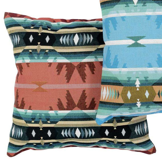 Cimarron Canyon Pillow