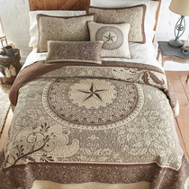 Classic Texas Quilt - King