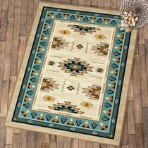 Clearwater Creek Rug - 2 x 8