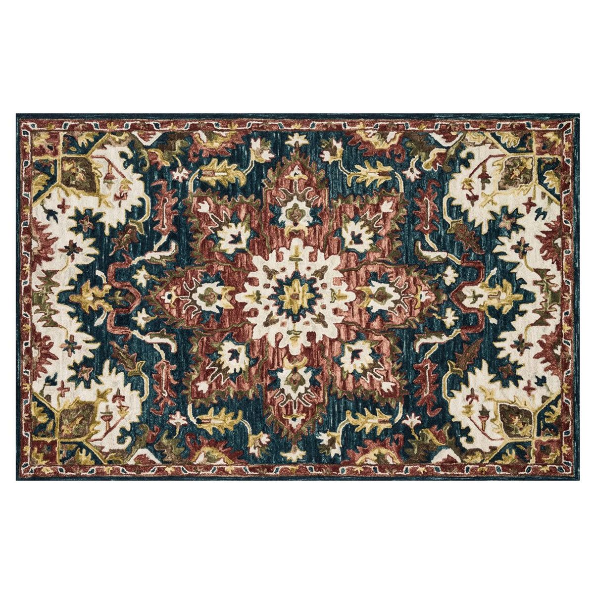 Clementine Berry Rug - 4 x 6