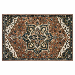 Clementine Rust Rug Collection