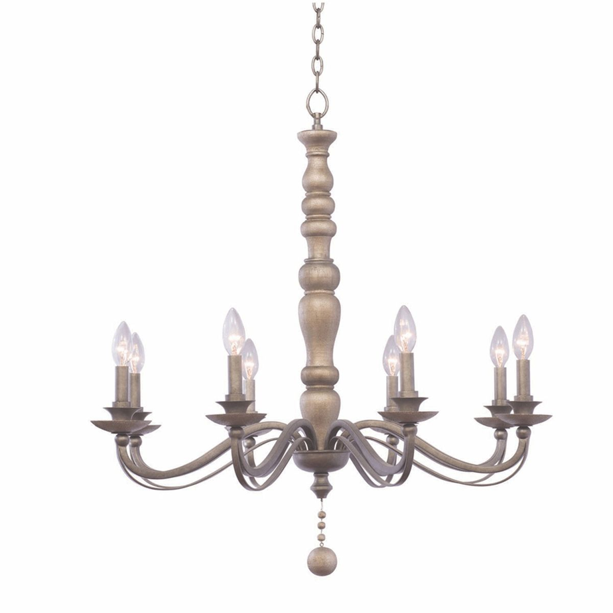 Colony 8 Light Chandelier