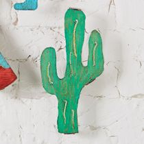Colorful Cactus Wall Art - CLEARANCE