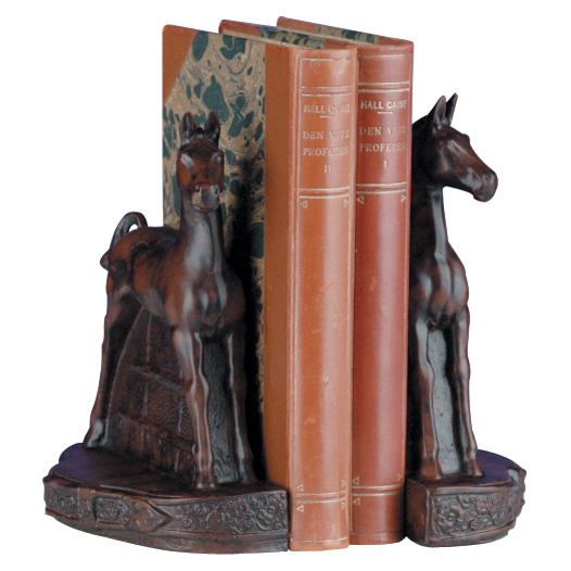 Colt Bookends