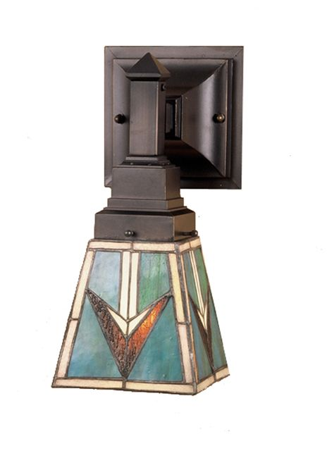Comanche Mission One Light Wall Sconce