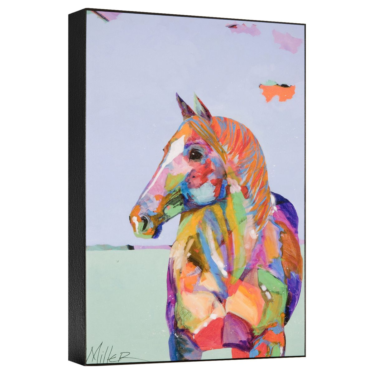 Come on Over Gallery Wrapped Canvas