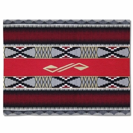 Concho Springs Red Placemat