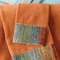 Copper Canyon Fingertip Towel