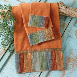 Copper Canyon Towel Collection