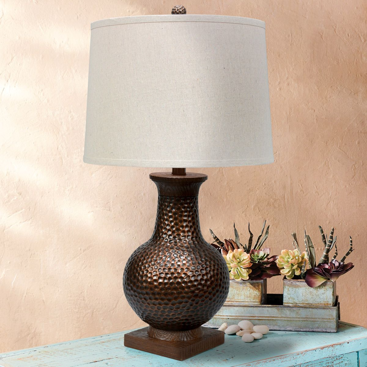 Copper Hill Table Lamp