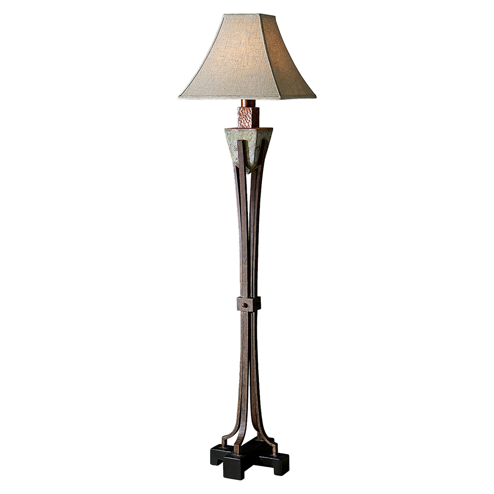 Copper Valley Floor Lamp