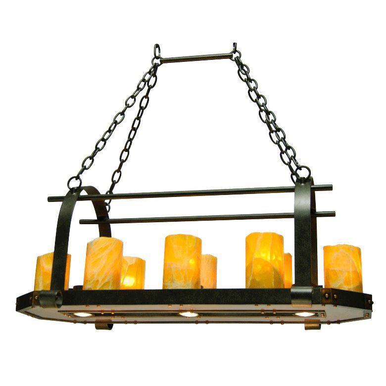 Cordova 11 Light Island Chandelier