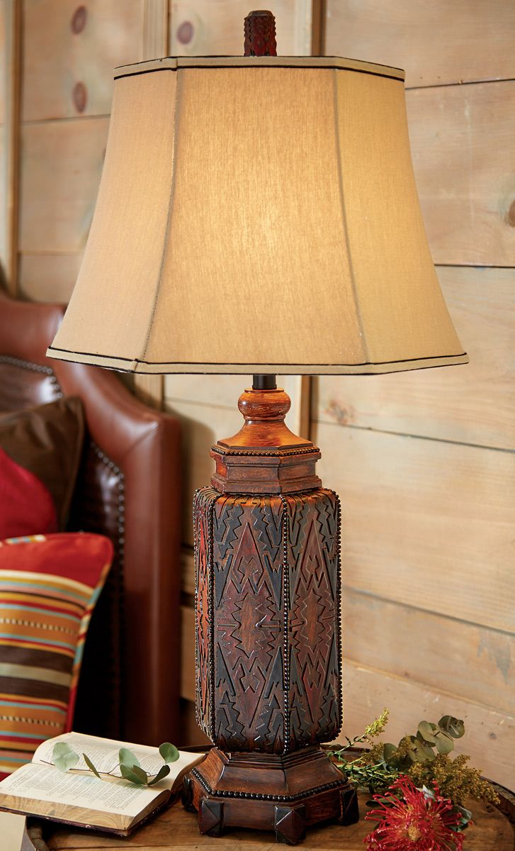 Cordova Southwestern Table Lamp