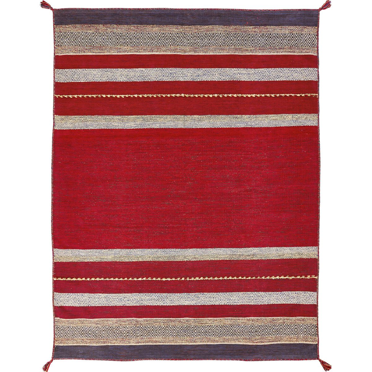 Corrales Stripes Rug - 3 x 10
