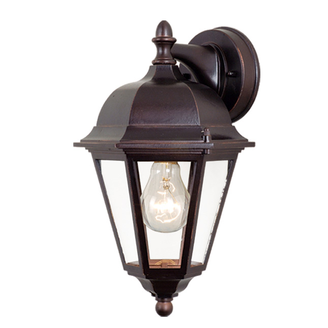 Cottage View Outdoor Wall Lamp - Oil Burnished Bronze
