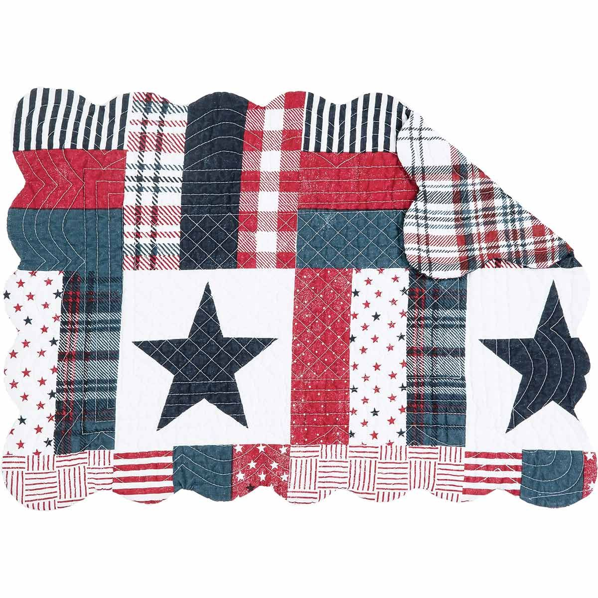 Country Picnic Reversible Placemats - Set of 6
