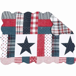 Country Picnic Table Linens