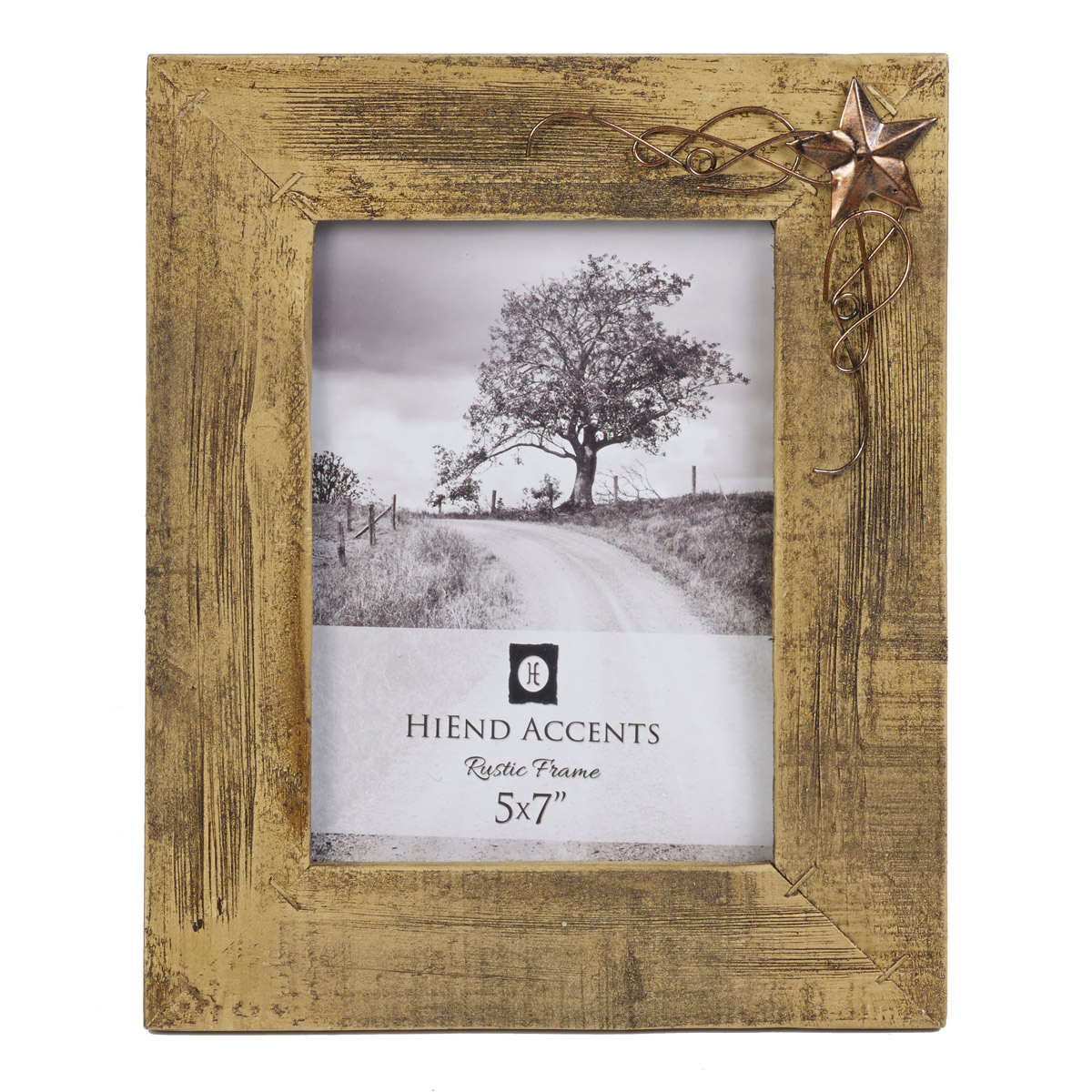 Country Star 5 x 7 Photo Frame