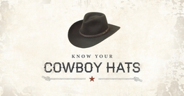 Cowboy Hats Infographic