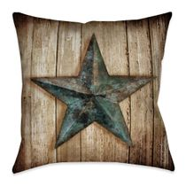 Cowboy Way Accent Pillow - OVERSTOCK