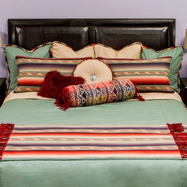 Cozumel Pillows and Shams