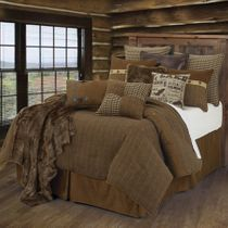 Crestwood Cowboy Bed Set - Queen