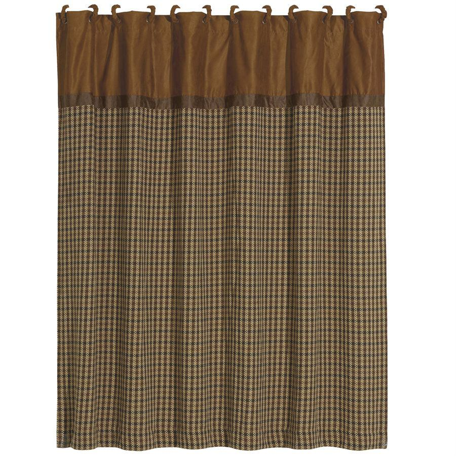 Crestwood Cowboy Shower Curtain