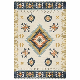 Cripple Canyon Ivory Rug Collection