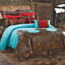 Cripple Creek Bed Set - King