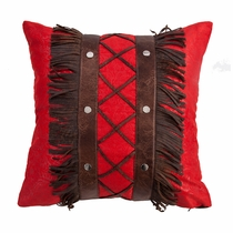 Cripple Creek Decorative Pillow