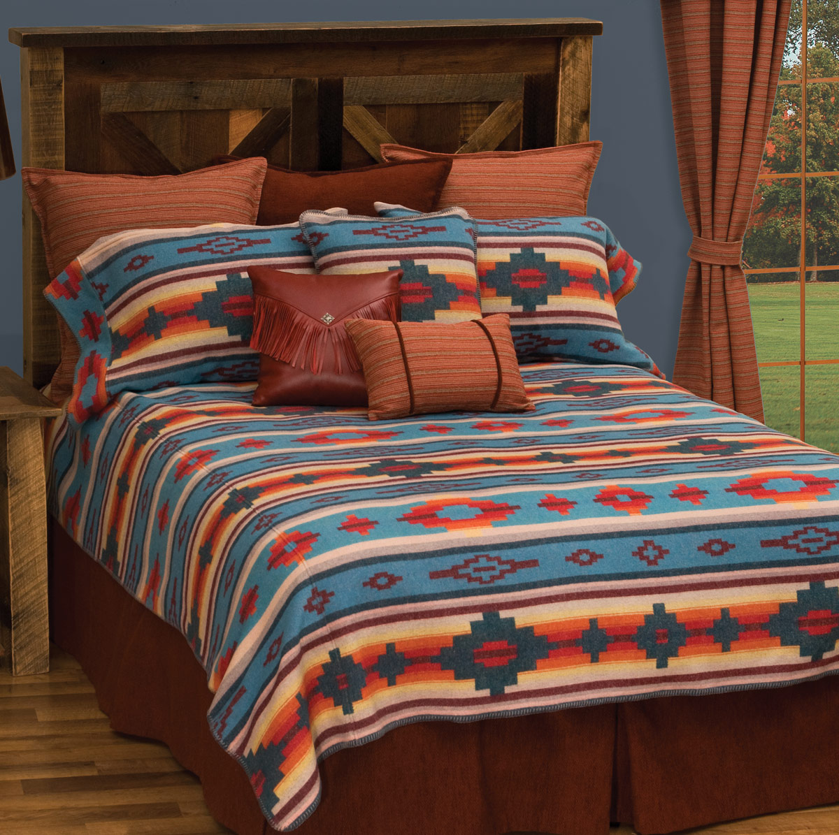 Crystal Creek Basic Bed Set - Full