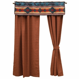 Crystal Creek Drape Set