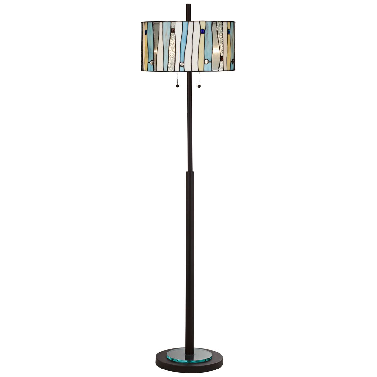 Crystal Creek Floor Lamp