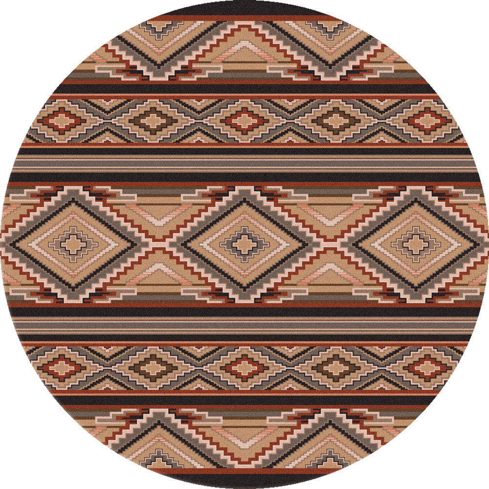 Crystal Ridge Rug - 8 Ft. Round