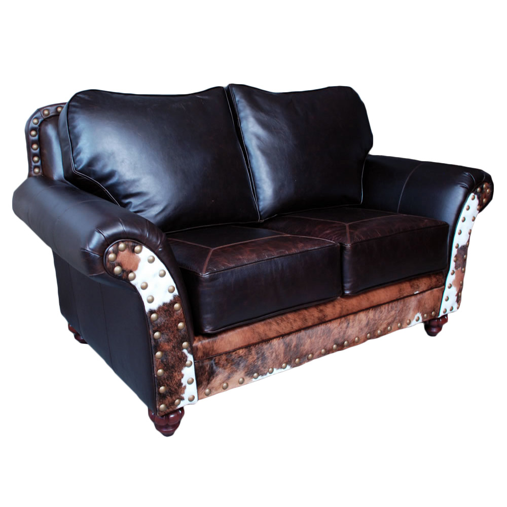 Curly Bill Loveseat