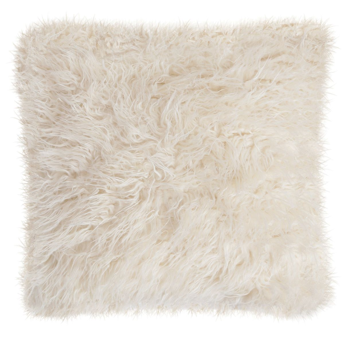Dakota Sky Faux Sheepskin Pillow