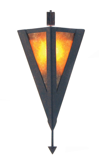 Desert Arrow Wall Sconce - 8 Inch