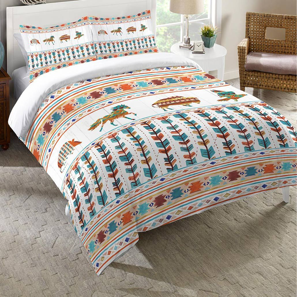 Desert Crossing Comforter - Queen