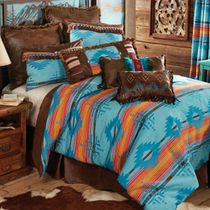 Desert Dance Southwestern Bedding Collection