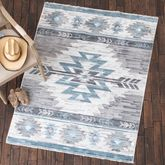 Desert Dusk Glacier Rug Collection