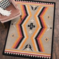Desert Fury Rug - 8 Ft. Round