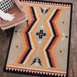 Desert Fury Rug Collection