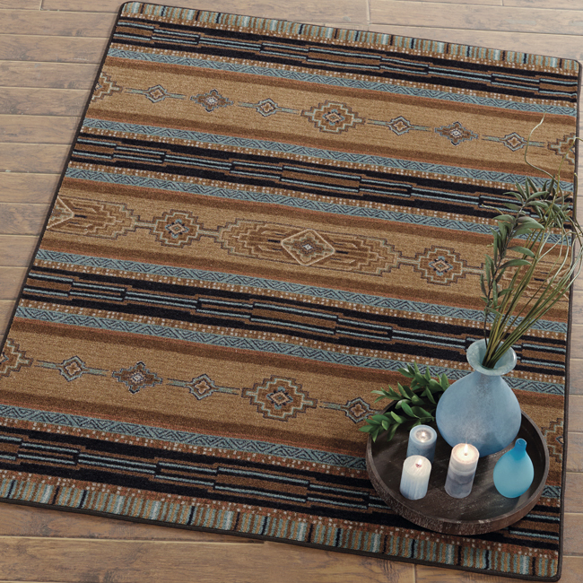 Desert Horizon Rug - 8 Ft. Square