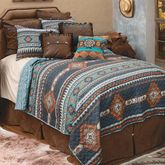 Desert Mesa Quilt Bedding Collection