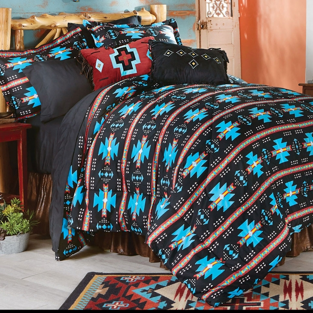 Desert Decor Western Espagne: Desert Night Sky Bed Set